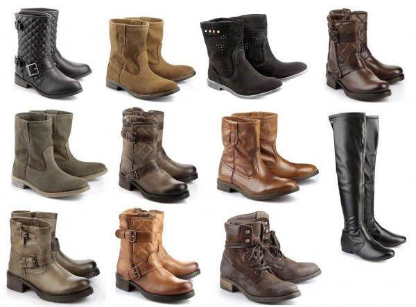 Buffalo Damen Stiefeletten für 25€ (ohne Versandkosten) --Chelsea-Booties / Ankle-Boots-- mit Gutscheincode