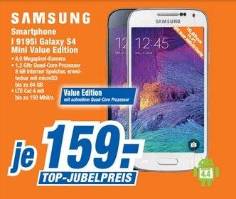 [Expert Region Hannover] Samsung I 9195i Galaxy S4 Mini Value Edition
