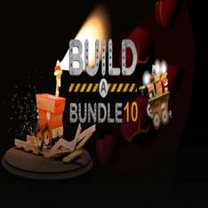 [6 x STEAM] Build a Bundle 10 @ Groupees