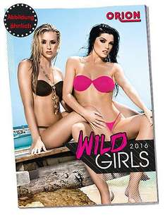 @ebay Händler Orion: Pin-up Kalender Wild Girls 2016 Neu von Orion Wandkalender Erotik / Idealo ab 6,95€