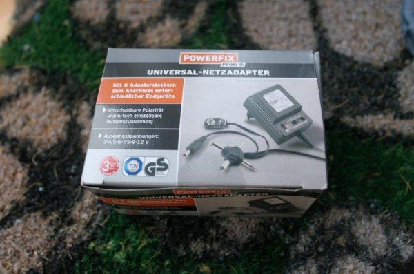 Universal Netzadapter bei Lidl als Restposten für 2,49€