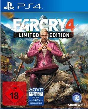 Far Cry 4 (PS4) für 19,99 + VSK oder VSK frei ab 2 lagernden Spielen @gamesonly