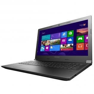 [Redcoon ab 20.00 Uhr] Lenovo B50-80 80EW018QGE 39,6 cm (15,6 Zoll) Notebook (Intel Core i3 5010U, 2,1GHz, 4GB RAM, 500GB HDD, Win 8.1) schwarz für 399,-€ VSK Frei