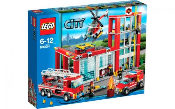 [Mytoys] LEGO 60004 City: Feuerwehr-Hauptquartier - nur noch bis 24.00 Uhr -