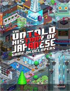 [AmazonDE-eBook] The Untold History of Japanese Game Developers: Gold Edition
