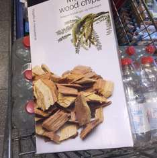 [Lokal Kiel-Neumeimersdorf] Dancook Mesquie Wood Chips - Räucherchips