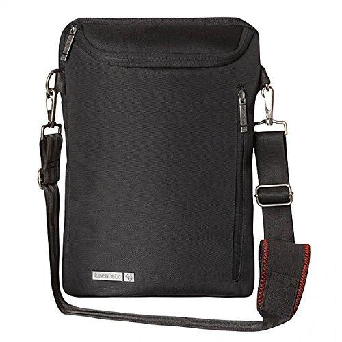 [Amazon.de-Plusprodukt] Techair TAUBP005 Ultrabook Portrait Case für Notebook bis 33,8 cm (13,3 Zoll) schwarz