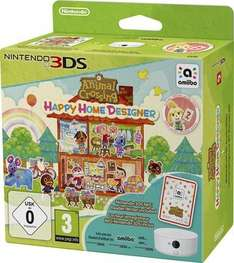 [Saturn] Animal Crossing: Happy Home Designer inkl. NFC-Adapter - Nintendo 3DS ab 29,99€ Versandkostenfrei