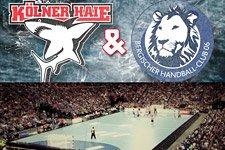 Köln : Kombiticket Handball & Eishockey in der Lanxess-Arena für Nur 34,90 €