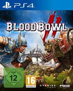 Blood Bowl 2 (PS4) @Amazon