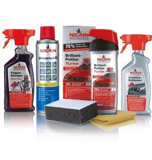 NIGRIN Autopflege Geld-zurück-Garantie Bis 31.12.2015