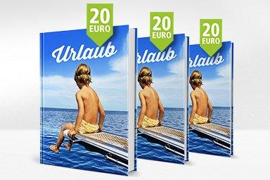 [posterXXL] Fotobuch Aktion (Hardcover A4,A5 bis 96 Seiten für 20€ + 5,99€ VSK)