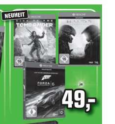 [AlphaTecc] Rise Of The Tomb Raider (One) - 49€