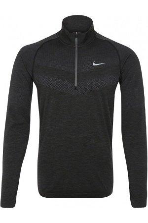 Nike Dri-Fit Knit Half-Zip Laufshirt 45,37€ VSK frei (+ weitere Nike Artikel) [my-sportswear.de]