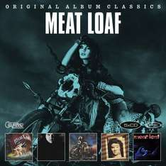 Amazon Prime : CD Meat Loaf - Original Album Classics 5 er Box-Set - Nur 9,99 €