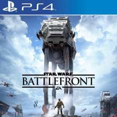Star Wars Battlefront PS4 [Digitalo] 51,38€ + Qipu