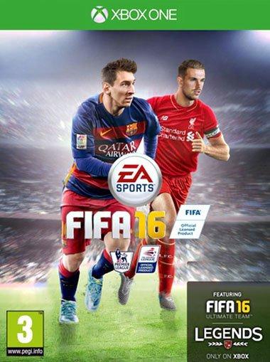 FIFA 16 - XBOX ONE als Digital Code