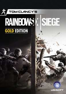 [ORIGIN/PC] Tom Clancy's Rainbow Six Siege Gold Edition Brasilien (Qipu möglich)