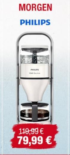 [Galeria] Philips Kaffeemaschine HD5407/10 - 79,99€ nur am 16.11.