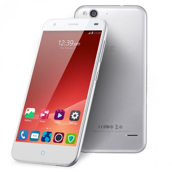 Wieder verfügbar ZTE Blade S6 LTE für 169,99 Euro + Preisvorschlag