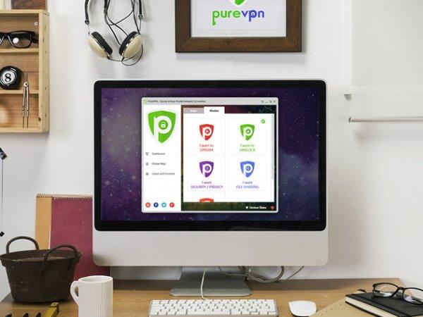 PureVPN.com Account auf Lebenszeit statt 597$ nur 69$ [88% Rabatt] inklusive SmartDNS mit Trick
