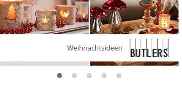 Butlers Gutschein im Wert von 60€ für 30€ kaufen bei limango