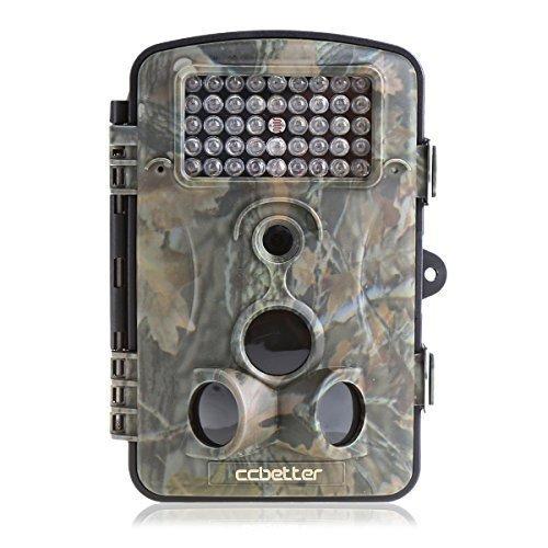 [Amazon Marketplace] Wildbeobachtungskamera / Fotofalle 1080P HD 120 Grad Weitwinkel wasserdicht IP54 mit Versand durch Amazon für 109.99€ (Vergleichspreis 128.94€)