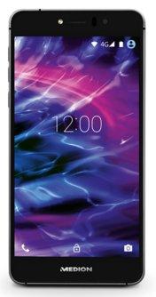 "[Medion] Smartphone MEDION LIFE X5020 (MD 99367) schwarz/weiß LTE 1,5 GHz Octa-Core-Snapdragon 615 12,7 cm/5"" Full HD Display (1.920 x 1.080 Pixel) mit Corning Gorilla Glass 3 GB RAM Dual SIM 32 GB interner Speicher 13 MP Rück- und 5 MP Frontkamera"