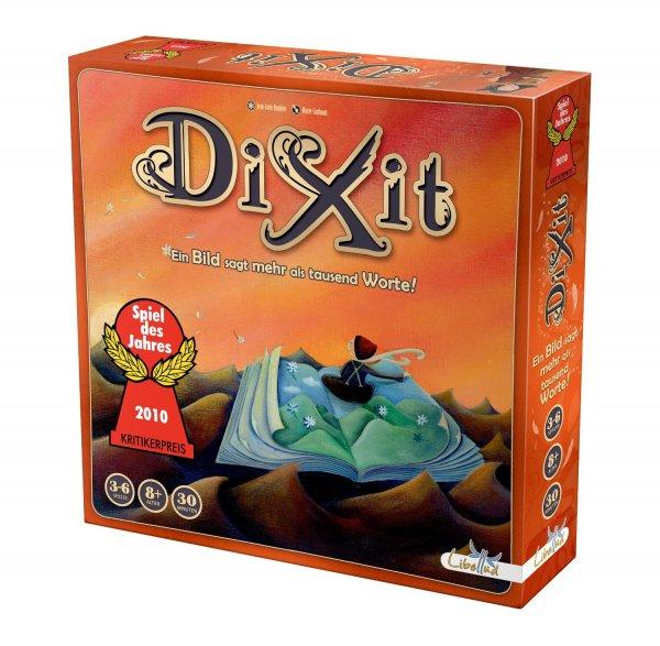 Dixit - Spiel des Jahres 2010 für 17,67€ + ggf. 3€ VSK @amazon