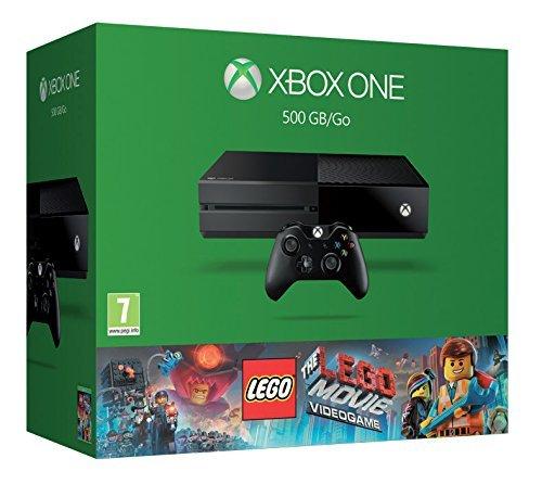 Microsoft Xbox One 500GB + The Lego Movie für 299€ bei Amazon.de