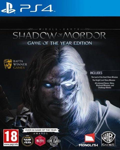 Mittelerde: Mordors Schatten GOTY (PS4) für 30 EUR inkl. VSK @coolshop (PVG: 39,90)