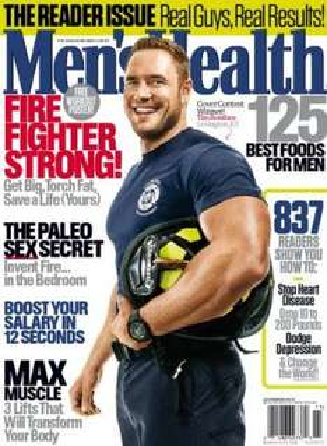 Men's Health US - 1 Jahr Digital Abo gratis!