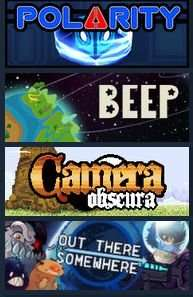 [Steam] Developer Alliance Bundle (Polarity, Beep, Camera Obscura, Out there somewhere)