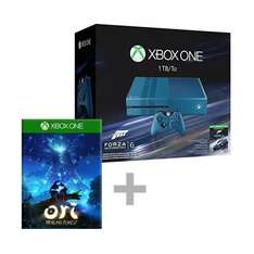 [Comtech] Xbox One 1TB Limited Edition + Forza Motorsport 6 (Download) + Ori and the blind forest (Download) für 349€