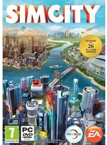 (Origin) SimCity (PC/Mac) für 6,46€ @ CDKeys