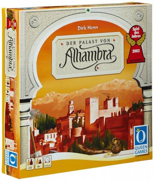 Der Palast von Alhambra - Spiel des Jahres 2003 für 14,99€ + ggf. VSK @amazon