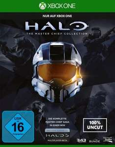 [Gamestop] Halo: The Master Chief Collection für die Xbox One NEU inkl. Versand für 29,99
