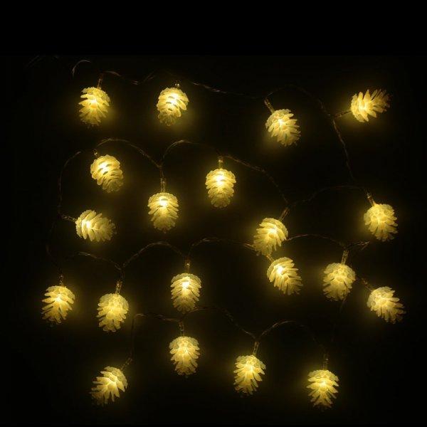 Über 30%(3,60€) beim kauf von einer LED Lichterkette(Buchtrik/Prime oder Versandt vom Händler) sparen