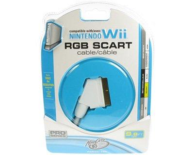 [ChipEinbau.de] Wii RGB Scart Kabel Pro von Mad Catz für 6,89 Euro [NEU]