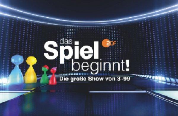 Freikarten für TV-Show ''Das Spiel beginnt!'' (25.11.2015 um 14:45 Uhr in Köln-Ossendorf) mit Johannes B. Kerner