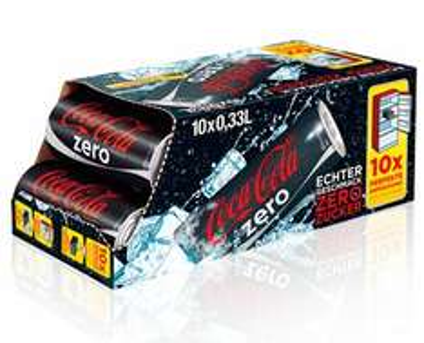 [Lokal: Kaufland Berlin Biesdorf] Coca-Cola Light & Zero 10x0,33l Packung