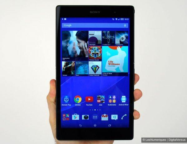 Xperia Z3 WIFI Tablet Compact 32GB - 354€ inkl. Versand