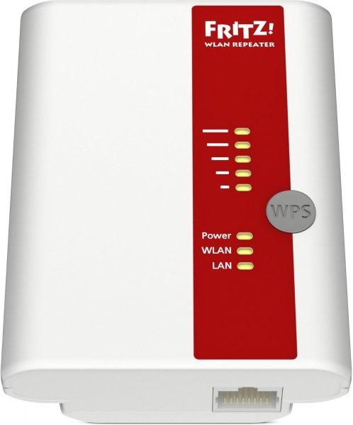 AVM Fritz!Wlan Repeater 450E für 37€ oder die teurere Alternative (1750E) für 65€
