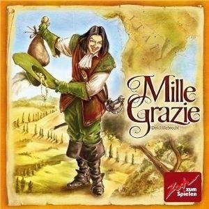 (Brettspiel/Bücher.de) Mille Grazie für 6,99 €