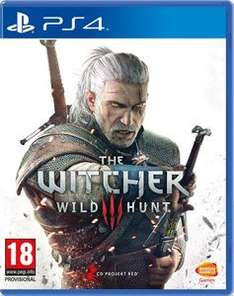 The Witcher ( PS4 & XboxOne) inkl.Vsk für ca.33 € @ Base.com