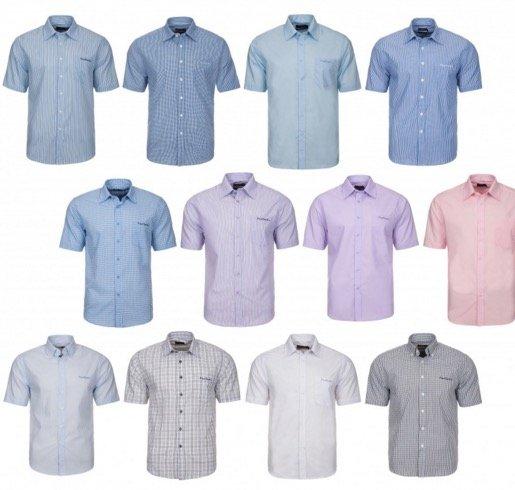 Pierre Cardin Kurzarm Herren Hemden für 3,99€