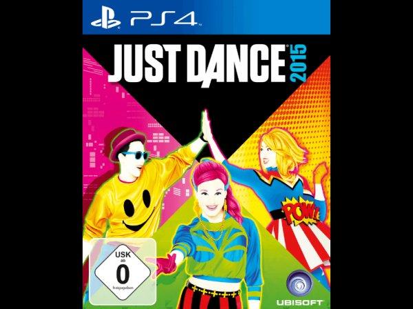 Just Dance 2015 für die PS4 für 21,98€ inkl. Versand