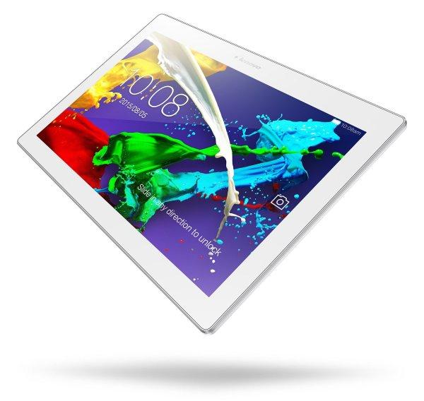 Lenovo Tab 2 A10-70 - 10,1'' Full-HD IPS-Display, 4x 1,5 GHz, 2GB RAM, 16GB Speicher (erweiterbar), GPS, Android 4.4 für 204,99€ bei Amazon.fr