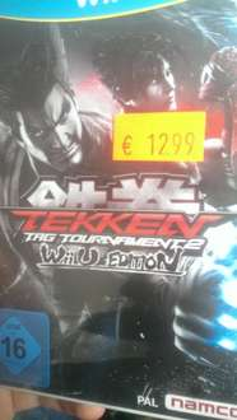 [Lokal Dortmund] Tekken Tag Tournament 2 für Wii U