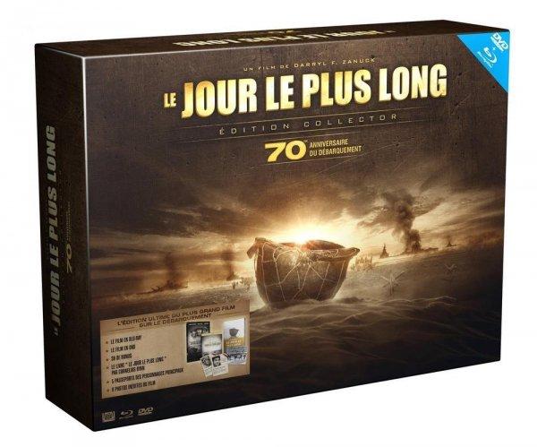 Der längste Tag - 70. Jahrestag Collectors Edition für 27,10€